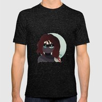 The Winter Soldier Mens Fitted Tee Tri-Black SMALL