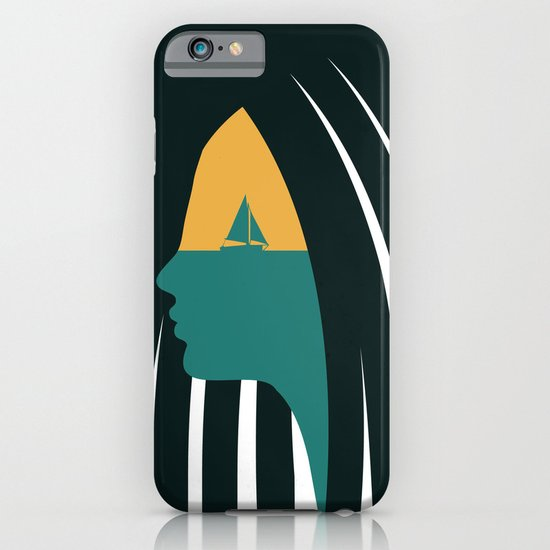 I am all at sea iPhone & iPod Case