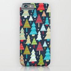 Christmas Trees iPhone 6s Slim Case
