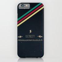 6. Electricity iPhone 6 Slim Case