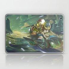Escape + Pin up  Laptop & iPad Skin