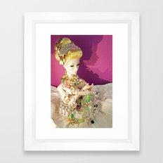 Glitteratti Framed Art Print