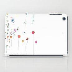 Floral Fall iPad Case