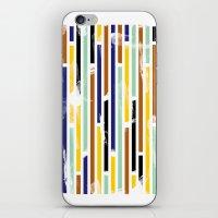 Stripey iPhone & iPod Skin