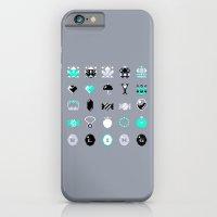8-Bit Bling iPhone 6 Slim Case