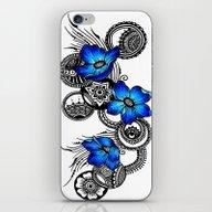 Meconopsis Grandis iPhone & iPod Skin