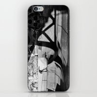 Burnside Skate Park iPhone & iPod Skin