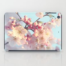 waiting for spring iPad Case