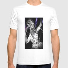 ALMIGHTY THOR SMALL White Mens Fitted Tee