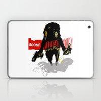Monkey Go Boom Now Laptop & iPad Skin