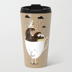 Brainstorming Coffee Travel Mug
