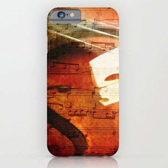 Suite Music iPhone & iPod Case