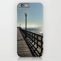 iPhone & iPod Case featuring Pier. by John Martino