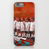 iPhone & iPod Case featuring Sigur by Cristian Blanxer