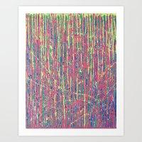 Styro Art Print