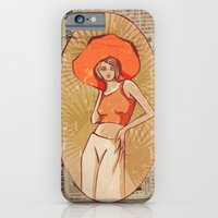 iPhone & iPod Case featuring Rivera by Natalia Ogneva