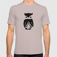 The Watcher Mens Fitted Tee Cinder SMALL