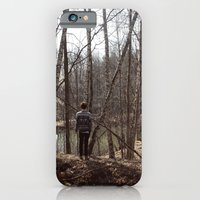 iPhone & iPod Case featuring forest by bearandvodka