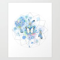 Dreamcatcher No. 1 - But… Art Print