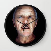 Anthony Hopkins Wall Clock