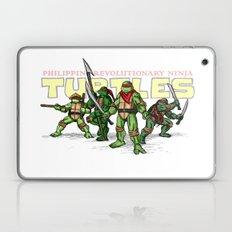 Philippine Revolutionary Ninja Turtles Laptop & iPad Skin