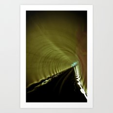 Light Games I Art Print