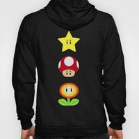 Super Mario Bros Star, M… Hoody