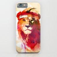 Gym Lion iPhone 6 Slim Case