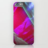 iPhone & iPod Case featuring Signs in the Sky Collection III- Streaks and lights by Orlando