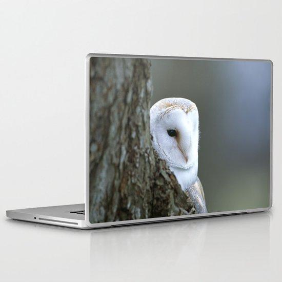BARN OWL APPEARANCE Laptop & iPad Skin