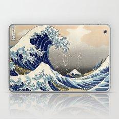 Great Wave Laptop & iPad Skin
