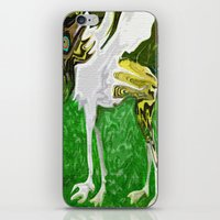 The Hippogriff iPhone & iPod Skin