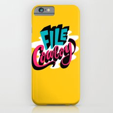 File Cowboy Slim Case iPhone 6s