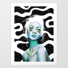 Hybrid Daughters III Art Print