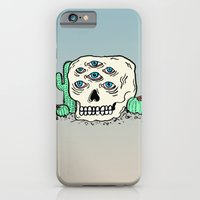 iPhone & iPod Case featuring DIE IN THE DESERT by Wesley Bird
