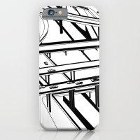 Los Angeles Black and White iPhone 6 Slim Case