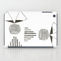 Girl iPad Case