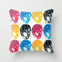 Sic Transit Gloria Throw Pillow