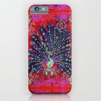 Royal Peacock iPhone 6 Slim Case
