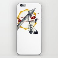 Spear 1 iPhone & iPod Skin