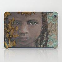 Berber Girl iPad Case