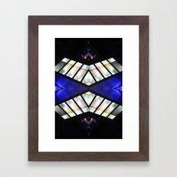 ECP 0215 (Symmetry Series) Framed Art Print