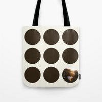Frozen Puddle Tote Bag