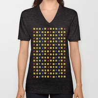 Coins, Boxes and Power ups, Oh my! Unisex V-Neck