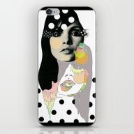 iPhone & iPod Skin featuring B & W by Cassidy Rae Limbach