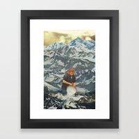 Preserve Framed Art Print