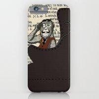 Detective Monkey iPhone 6 Slim Case