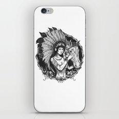 indiana iPhone & iPod Skin