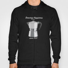 Brewing Happiness Hoody