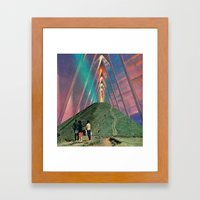 vulcan Framed Art Print